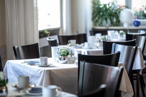 Dom Hotel Frühstücksplatz